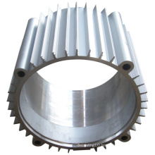 OEM Aluminum Casting Motor Shell Housing