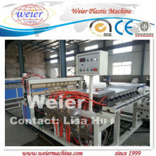 2013 High-Output-PVC-Dachmaschine