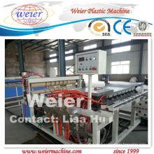 2013 máquina de tejado de pvc de alto rendimiento