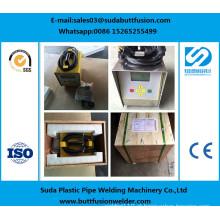 Máquina de solda dos encaixes de tubulação do HDPE de Sde250 20mm / 250mm