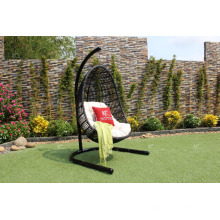 Design préféré Outdoor Patio Jardin Chaise à osier Swing Rattan Hamac