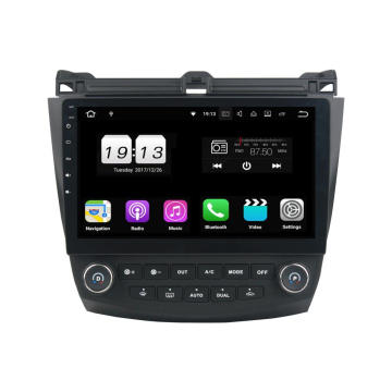 8.1 bluetooth car dvd для Accor d 7