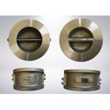 Doppelplatten-Rückschlagventil Pn16, Flanschanschluss ANSI150