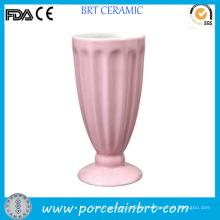 High Quality Novelty Ceramic Big Ice Cream Cup