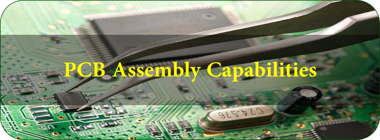 PCB Assembly Capabilities | JHYPCB