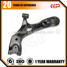 Bras de contrôle des pièces de suspension pour toyota RAV4 ACA33 48609-0R020
