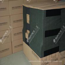 Mano de moldeado Uso de película elástica Alternativa Transpaleta PE Película de estiramiento