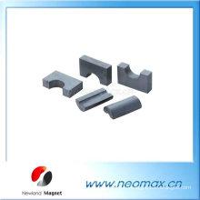 Специальные керамические магниты формы
