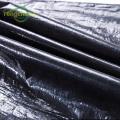 Schwarze wasserdichte Geomembran aus Fischteich-Auskleidung