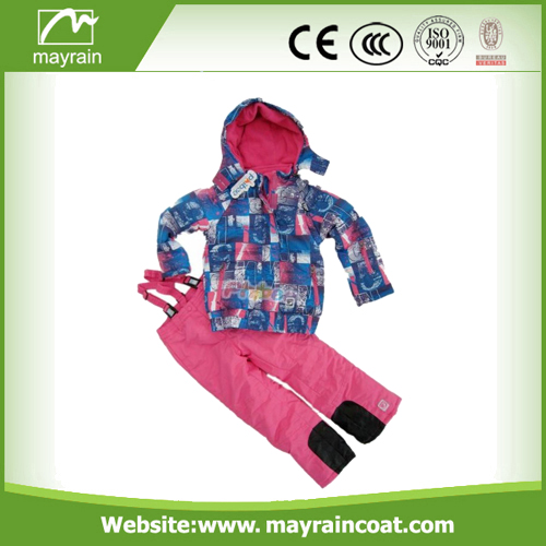 Soft Light Children Rainsuit