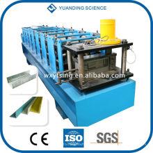 YDSING-YD-000112 Passé CE et ISO Full Metal automatique L / U Roll Purlins formant la machine