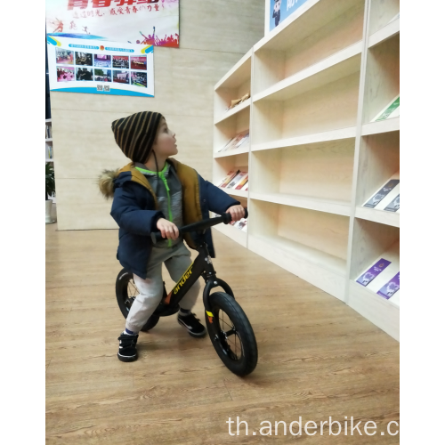 2 ล้อไม่มี Pedal Walking Kid Balancing Bike