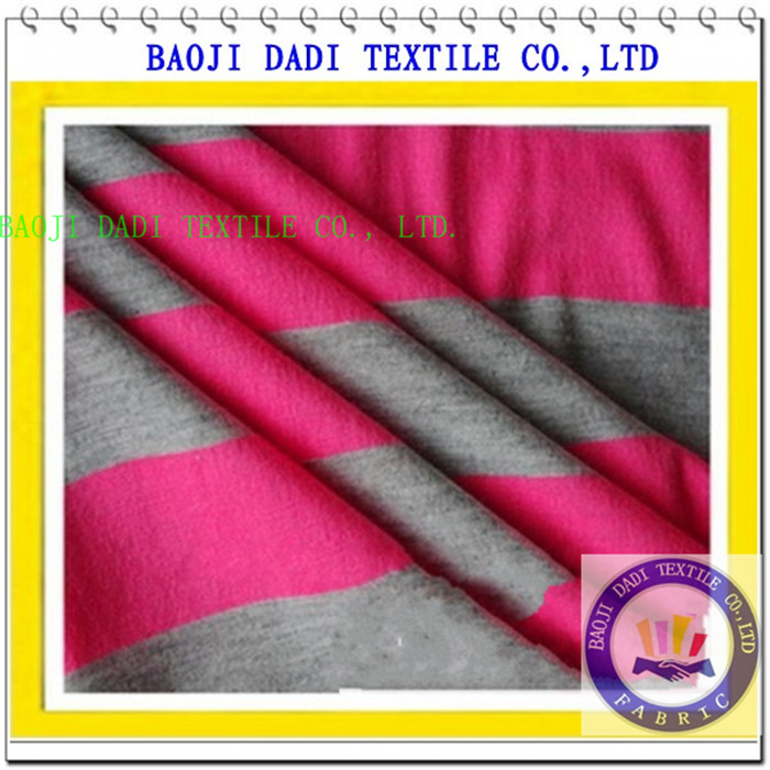 TC poly and cotton dyeing textile fabric
