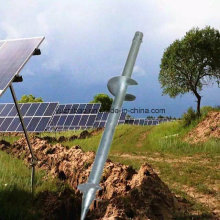 Boden-Stahl-Struktur, Solar-Halterung, Boden-Anker
