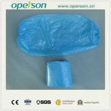 Zapatillas de plástico desechables de protección del medio ambiente