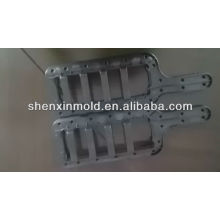 2013 plastic Injection mould hair brush mold
