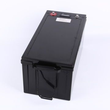 Batteria al litio Lifepo4 12V 200Ah