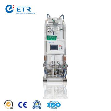 Usine de gaz d'oxygène de tamis moléculaire de zéolite d'oxygène d'hôpital