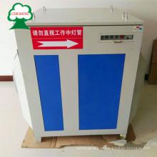 Equipo de purificación y tratamiento de gases de desecho de laboratorio