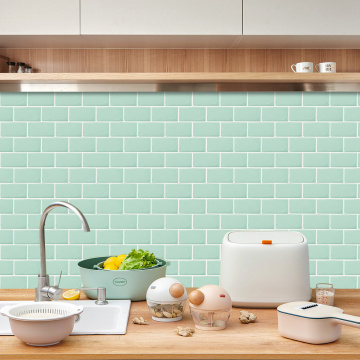 Peel and Stick Backsplash Adhesivo para azulejos de pared 12x12