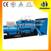 200 kW bis 2400 kW MTU-Generator