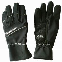 Caliente invierno al viento al aire libre al aire libre guante de deportes Guantes-Jg11L016