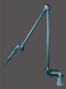 articulated arms for tools