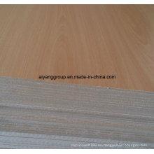 Melamina Alto Brillo / UV-Coated MDF para Muebles / Gabinete