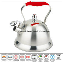 Steel Wire Handle Stainless Steel Water Kettle Kitchenware