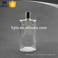Botella de colonia personalizada de vidrio de 200 ml