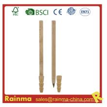 Bolígrafo de madera de bambú para Eco Stationery634