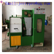 14DT(0.25-0.6) Copper fine wire drawing machine with ennealing(wire and cables packing machines)