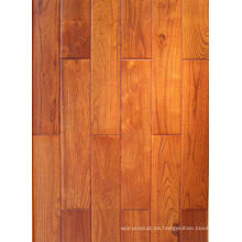 Teca china raspada a mano (robinia) Pisos de madera modificada