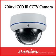 700tvl cámara de la bóveda de la seguridad del CCTV de la prueba del vándalo del IR