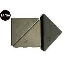 OEM алюминиевого сплава заливки формы, алюминиевой отливки