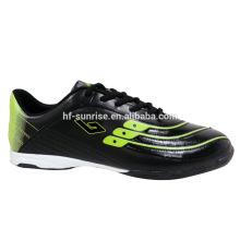 Los zapatos originales del fútbol de los zapatos del fútbol de la manera de los hombres 2014 venden al por mayor los zapatos del fútbol