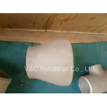 Alumínio Alloy Pipe Fitting Concentric Reducer