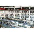 Mechanical Shaft Classic I Shape Baby Diaper Production Line