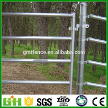 China Factory Used Cheap stainless metal Horse Fence Panels