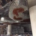 Хорошее Качество Янтаря Современный Проект, Красивый Отель Хрустальная Люстра