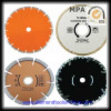 Diamond Saw Blades Dry Cutting