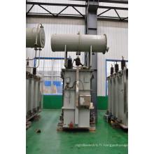 Transformateur de puissance de régulation de tension 35kv de Chine Fabricant