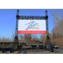 Display LED per noleggio all'aperto