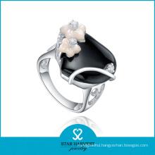 1PC MOQ Costume 925 Silver Jewelry Ring Design (R-0368)