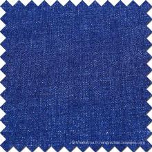 Tissu en coton à rayures en coton et à viscose pour femmes Jeans