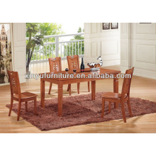 rectangle apartment dining sets XDW1282