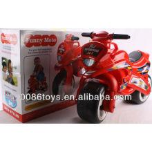 Passeio em motocicletas do brinquedo do carro