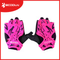 Colorful Foam Pads Body Building Weight Lifting Glove for Weman