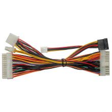 Arnés de cableado del terminal de crimpado electrónico