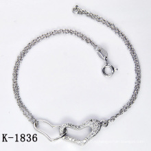 Мода Silver Micro Pave CZ Настройка ювелирных изделий (K-1836. JPG)